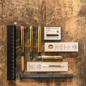 Des crayons bijou chez Bonnesoeurs